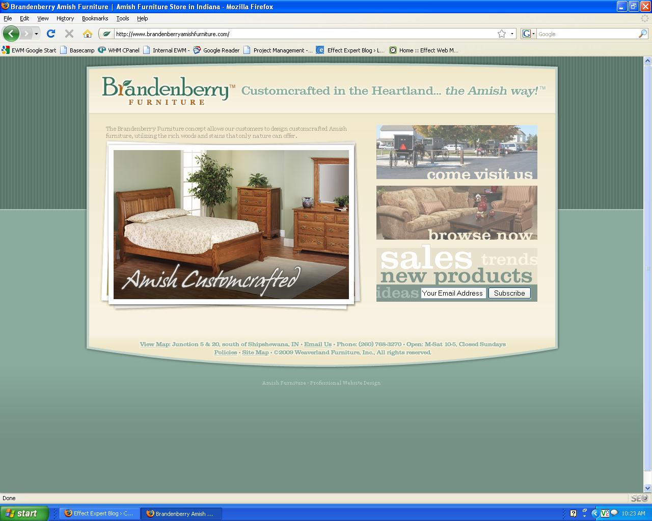 Brandenberry Amish Furniture