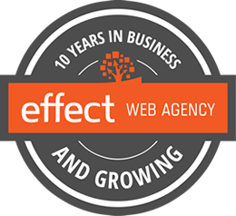 effect web agency 10 years