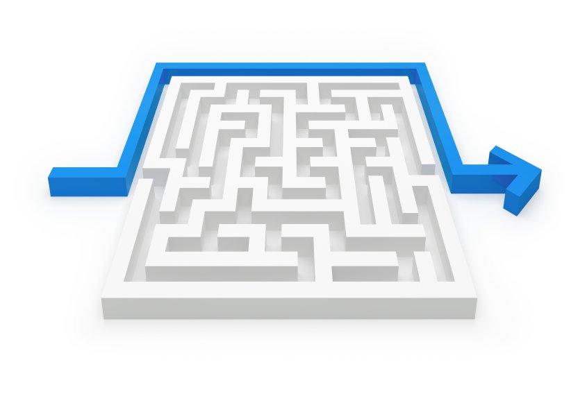 iStock_000016521178Small maze