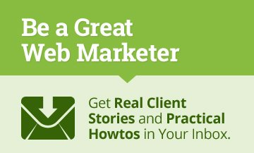 Be a Great Web Marketer