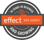 effect web agency 10 years small