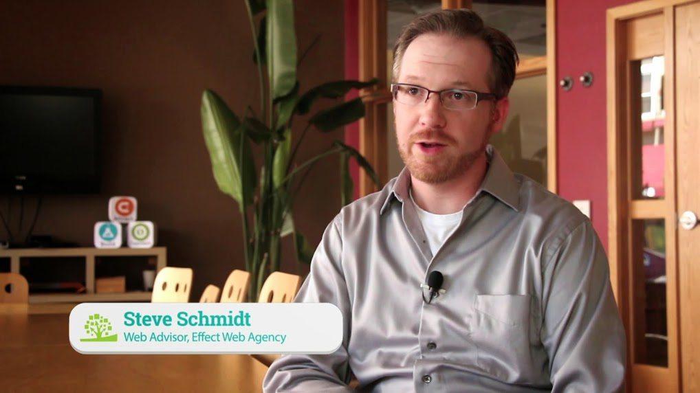 steve schmidt effect web agency