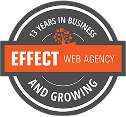 effect web agency logo