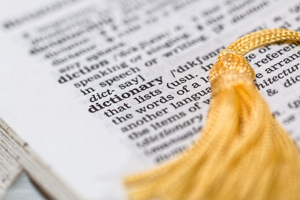 dictionary of basic website terminology definitions and web marketing terms
