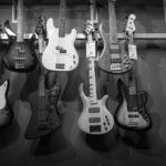 electric guitars as a niche market