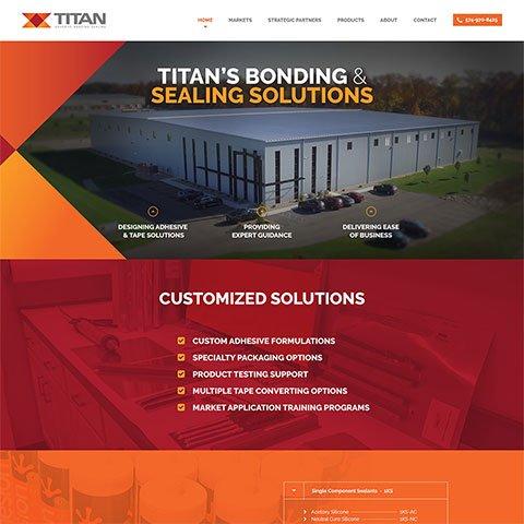 titan page