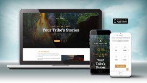 fire keepers memories redesigned website